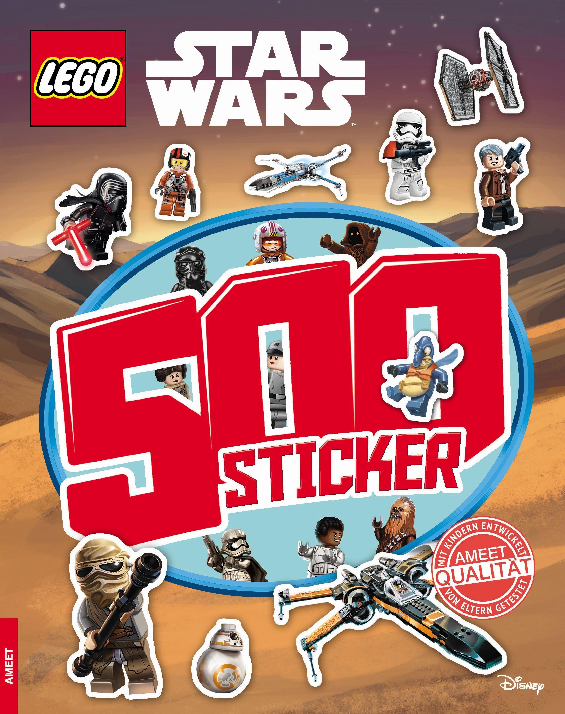 LEGO Star Wars: 500 Sticker – Band 2 (08.09.2017)