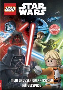 LEGO Star Wars: Mein großer galaktischer Rätselspaß (04.08.2017)