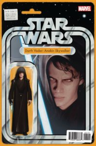 Darth Vader #1 (Action Figure Variant Cover) (07.06.2017)