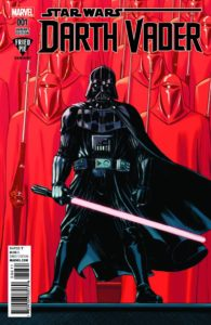Darth Vader #1 (David Lopez Fried Pie Comics Variant Cover) (07.06.2017)