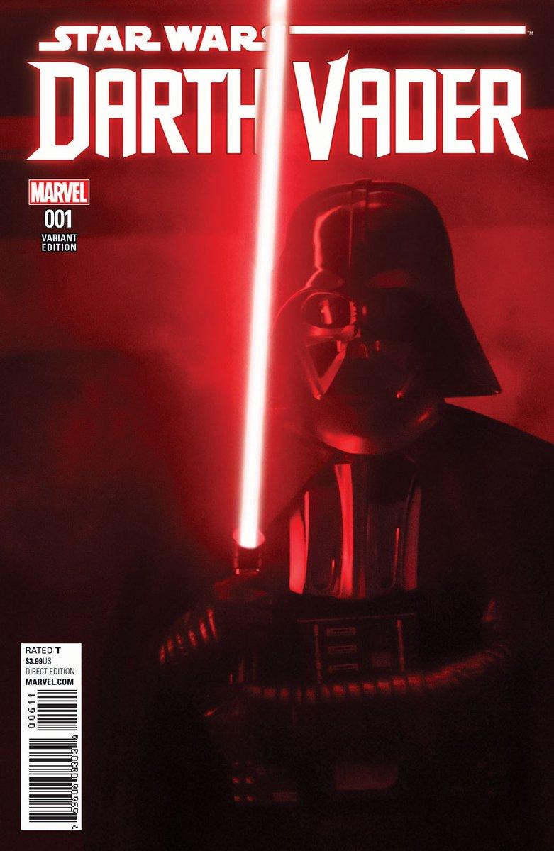Darth Vader #1 (Movie Variant Cover) (07.06.2017)