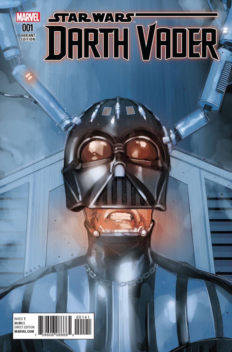 Darth Vader #1 (Phil Noto Era Variant Cover) (07.06.2017)