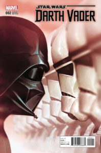 Darth Vader #2 (Mike del Mundo Variant Cover) (21.06.2017)