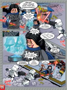 LEGO Star Wars Magazin #23 - Vorschau Seite 28