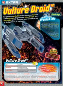 LEGO Star Wars Magazin #23 - Vorschau Seite 4