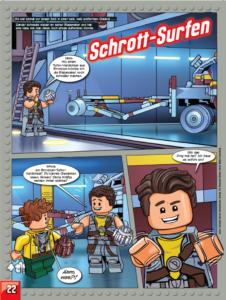 LEGO Star Wars Magazin #24 - Vorschau Seite 22