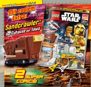 LEGO Star Wars Magazin #24 - Vorschau Seite 34