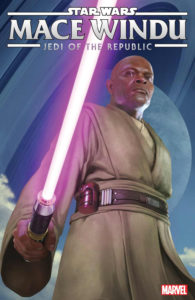 Jedi of the Republic – Mace Windu #1 (Rahzzah Variant Cover) (August 2017)