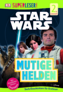 Mutige Helden (SUPERLESER! Stufe 2) (27.06.2017)