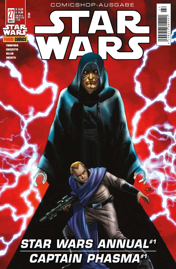 Star Wars #27 (Comicshop-Ausgabe) (25.10.2017)