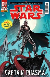 Star Wars #28 (22.11.2017)