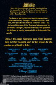 Poe Dameron #15 Vorschauseite 1