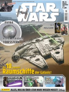 Star Wars Magazin #21 (19.07.2017)