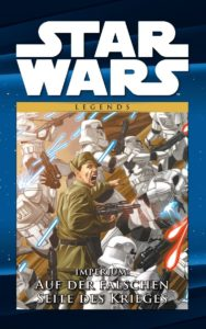 Star Wars Comic-Kollektion, Band 30: Imperium: Auf der falschen Seite des Krieges (28.11.2017)