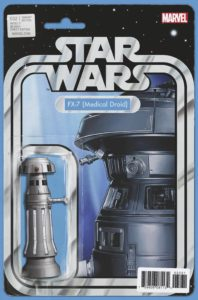 Star Wars #32 (Action Figure Variant Cover) (14.06.2017)