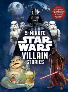 5-Minute Star Wars Villain Stories (Kohl's Cares Custom Pub) (14.09.2017)
