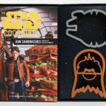 The Star Wars Cookbook: Han Sandwiches and Other Galactic Snacks (25.09.2018)