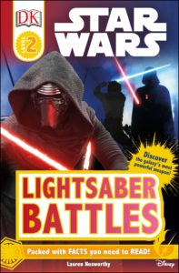 Lightsaber Battles (DK Readers Level 2) (02.01.2018)