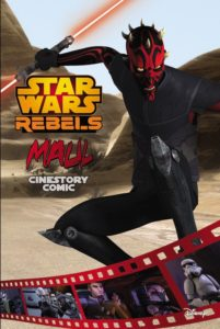 Star Wars Rebels: Maul - Cinestory Comic (06.02.2018)