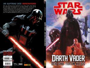 Darth Vader, Band 3: Der Shu-Torun-Krieg (28.08.2017)