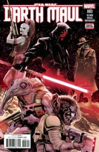 Darth Maul #3 (2nd Printing) (05.07.2017)