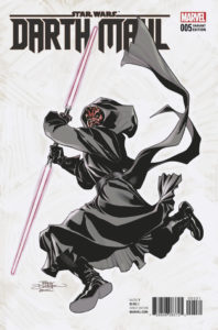 Darth Maul #5 (Terry Dodson Variant Cover) (19.07.2017)