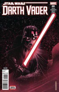 Darth Vader #1 (2nd Printing) (26.07.2017)