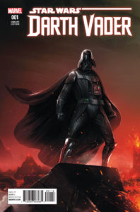 Darth Vader #1 (Francesco Mattina Variant Cover) (07.06.2017)