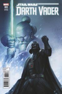 Darth Vader #3 (Giuseppe Camuncoli Variantcover) (12.07.2017)