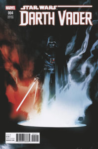 Darth Vader #4 (Rafael Albuquerque Variant Cover) (02.08.2017)