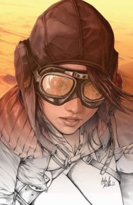 Doctor Aphra #8 (Ashley Witter The Brain Trust Virgin Variant Cover) (28.06.2017)
