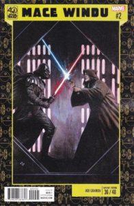 Mace Windu #2 (Adi Granov Star Wars 40th Anniversary Variant Cover) (27.09.2017)