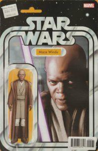 Jedi of the Republic – Mace Windu #5 (Action Figure Variant Cover) (27.12.2017)