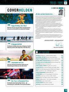 OSWM #86 - Inhaltsverzeichnis