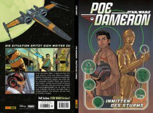 Poe Dameron II: Inmitten des Sturms (28.08.2017)