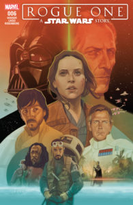 Rogue One #6 (06.09.2017)