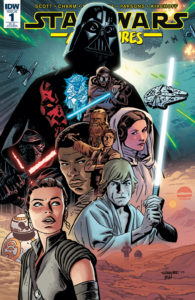 Star Wars Adventures #1 (Chris Samnee Variant Cover) (06.09.2017)