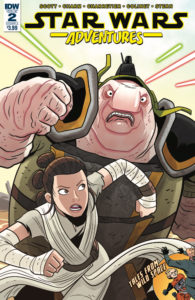Star Wars Adventures #2 (Cover A by Derek Charm) (20.09.2017)