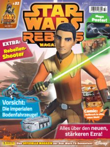 Star Wars Rebels Magazin #32 (07.06.2017)