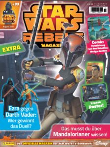 Star Wars Rebels Magazin #33 (05.07.2017)