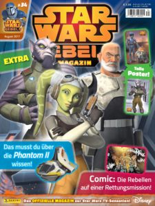 Star Wars Rebels Magazin #34 (02.08.2017)