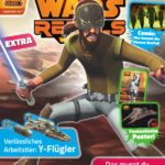 Star Wars Rebels Magazin #35 (30.08.2017)