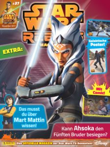 Star Wars Rebels Magazin #37 (25.10.2017)