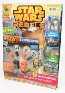 Star Wars Rebels Magazin #38 (22.11.2017)