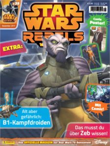 Star Wars Rebels Magazin #39 (20.12.2017)