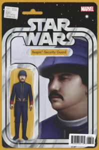 Star Wars #33 (Action Figure Variant Cover) (05.07.2017)