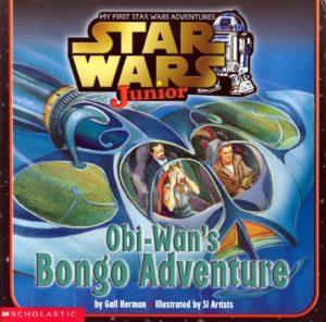Star Wars Junior: Obi-Wan's Bongo Adventure (November 1999)
