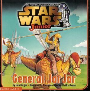 Star Wars Junior: General Jar Jar (Dezember 1999)
