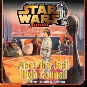 Star Wars Junior: Meet the Jedi High Council (Juli 2000)