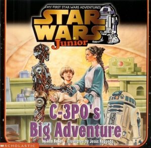 Star Wars Junior: C-3PO's Big Adventure (August 2000)